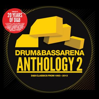 Drum&BassArena Anthology 2 (10min Album Megamix)