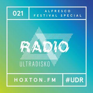 ultraDisko Radio Alfresco Festival Special