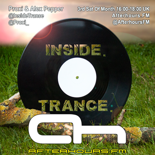 INSIDE 004 with Proxi & Alex Pepper 19.11.16 - Divas of Trance: Jan Johnston