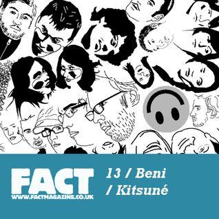 FACT Mix 13: Beni Kitsune
