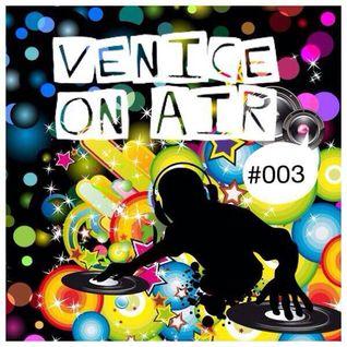 Orange Brothers,Gially,Ayeye & Luka Marino Venice on Air #003