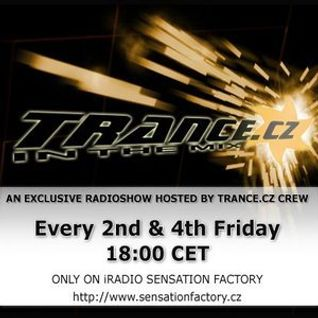 Trance.cz In The Mix 095 - DJ RBM Guestmix - 28-3-2014