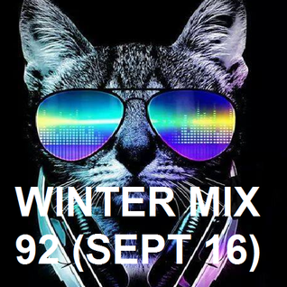 Winter Mix 92 - Podcast 16 (Sept 2016)