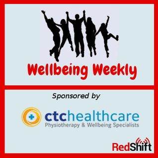 Wellbeing Weekly sponsored by CTC Healthcare: Book review with Sue Rogers