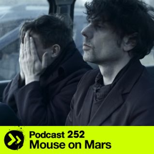DT Podcast 252 - Mouse on Mars