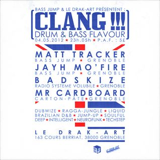 CLANG !!! : Drum & Bass Flavour
