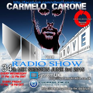 Carmelo_Carone_VIBES_FROM_ABOVE-34th_Mix_Session-JUNE_3rd_2015