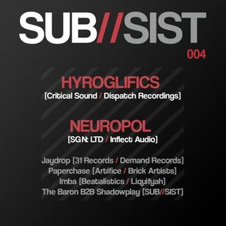Neuropol - Live mix from Subsist on 020515
