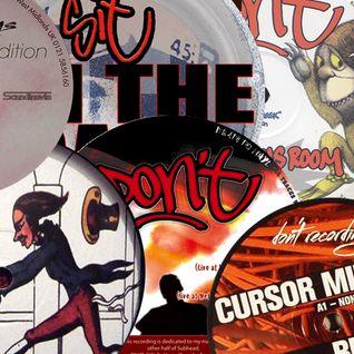 Jerome Hill presents The Don't Radio Show 004 (Techno) on Kool FM