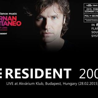 Hernan Cattaneo - Live at Akvarium Club - Budapest (Part 1) -  Episode 200 - 7th March 2015