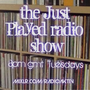 The Just Played Radio Show 3