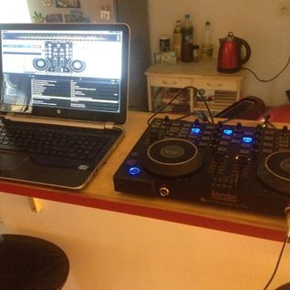 DJ REDAB in the MIX - 2014-08-14
