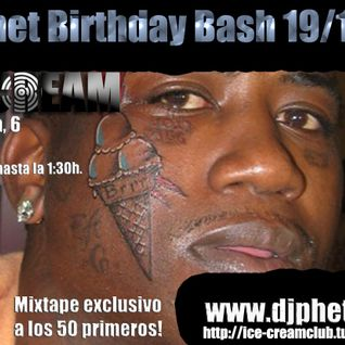 DJ Phet's Birthday Bash @ Icecream Club