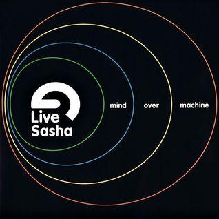 Sasha - Mind Over Machine (2005)