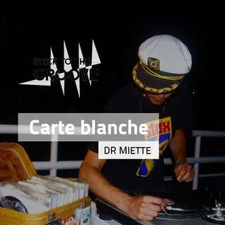 CARTE BLANCHE A DR MIETTE ! 10/12/2014