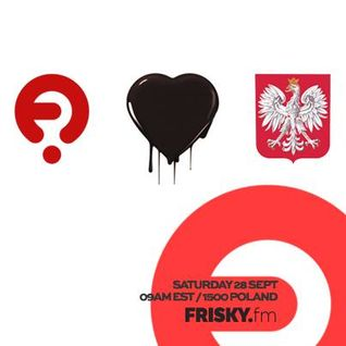 Frisky Loves Poland 28-09-2013 Drogtech