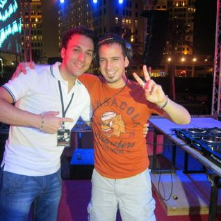 maDJam Live in Doha- Gareth Emery Warm Up April 5, 2012