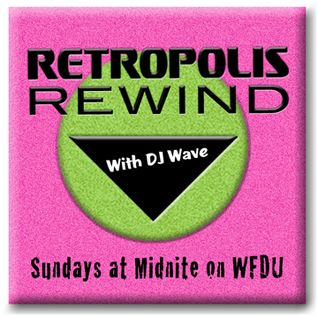 Retropolis Rewind On That Modern Rock Show - V