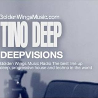 Tino Deep - Deep Visions Episode 059 (Pure.FM,Golden Wings Music,InsomniaFM) - June 2014