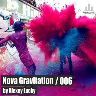 Nova Gravitation - 006 by Alexey Lucky (18.09.2012)