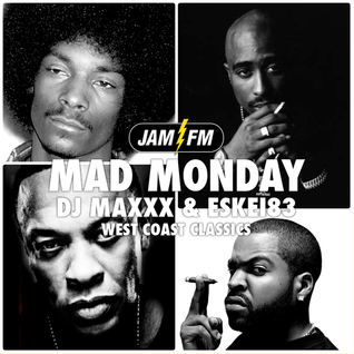 JamFM Mad Monday - West Coast Classics Mix