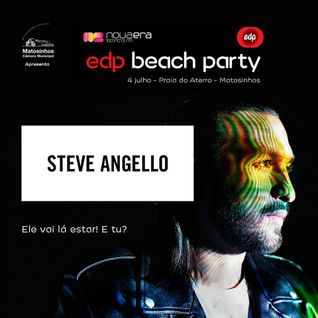Steve Angello Live @ edp Beach Party Porto, Portugal 04-07-2015