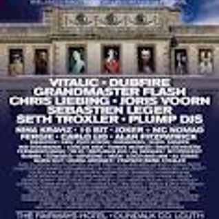 Michael Kelly - Mansion Festival - 29-10-11