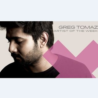 Greg Tomaz - Frisky Radio Artist Of The Week