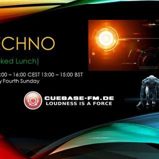 Cuebase-FM.DE Just Techno Show (1ST Show)
