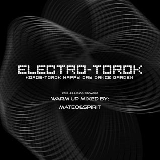 Mateo & Spirit - Electro Torok Warm Up