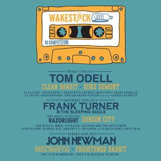 Benwaa - WAKESTOCK DJ COMP 2014