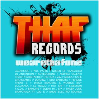 WeAreTHaFOne - Mixed by The Hats