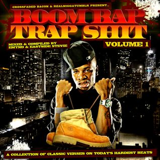 1st & 15th Mixcast Vol 24 - Boom Bap Trap Shit Vol 1