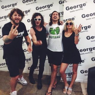 Peking Duk's George Takeover Mix
