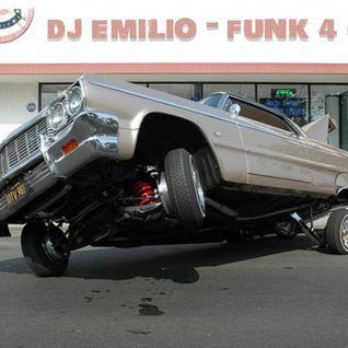 DJ Emilio – Funk 4 Da Gz (1993-1997)