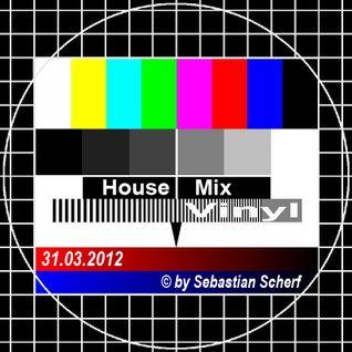 House Mix Vinyl ©by Sebastian Scherf 31.03.2012