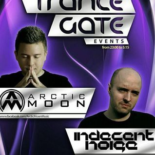 Arctic Moon @ Live , Trance Gate, Milano, Italy (18-April-2015)