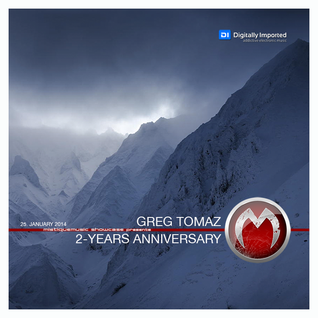 Greg Tomaz - MistiqueMusic showcase 2-Year Anniversary on Digitally Imported