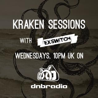 Kraken Sessions 018 on DNBRadio.com