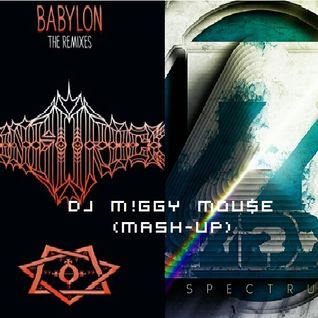 Spectrum In Babylon (M!ggy Mou$e Mash-Up)