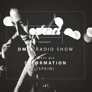 Oscar L Presents - DMix Radioshow Mar 2016 - Guest DJ - DFormation (Spain)