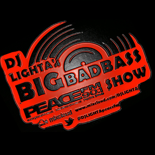 Drum & Bass Mix. Dj Lighta's Big Bad Bass Show. Peace Fm 90.1