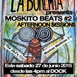 Mosquito Beats #2 - Pt.07 - Muchas Matthias #Cumbia #Tropical #Klezmer (42'')