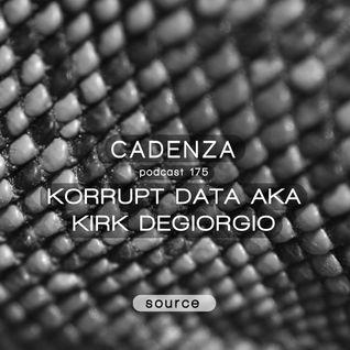 Cadenza Podcast   175 - Korrupt Data (Source)