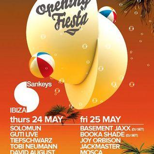 Solomun - Live @ Fiesta Opening, Sankeys, Ibiza (24-05-2012)