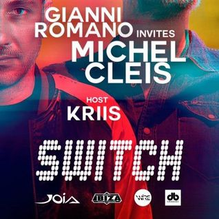 Michel Cleis & Gianni Romano - live at Joia Club (Brussels) - 22-Jan-2016