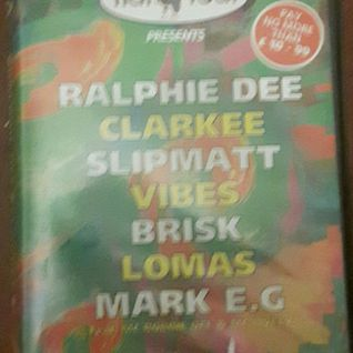 Ralphie Dee - Tick Tock, Time Waits For No One ,6th September 1996