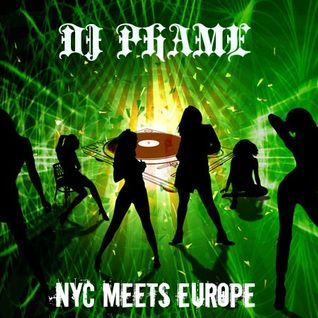 NYC MEETS EUROPE MIXTAPE