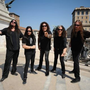 Eric Peterson of Testament talks to Cacophony \m/