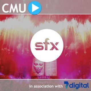 CMU Podcast: SFX, RIAA, PRS/PPL, Rita Ora